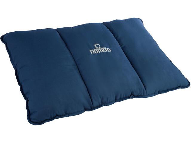 Nomad Wollip Pillow Dark Denim